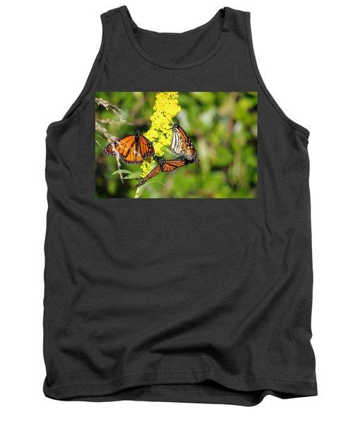 Butterflies Abound Tank Top