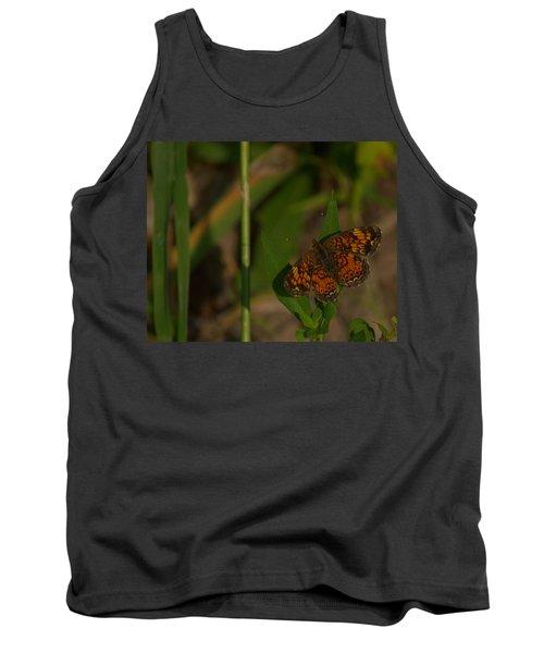Butterfly 10 Tank Top