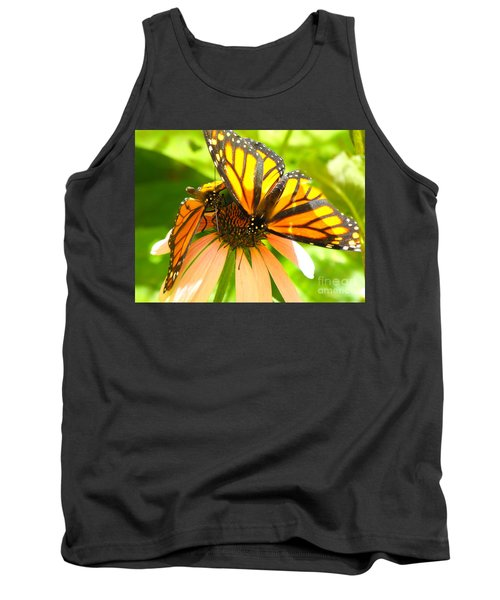 Butterfly And Friend Tank Top