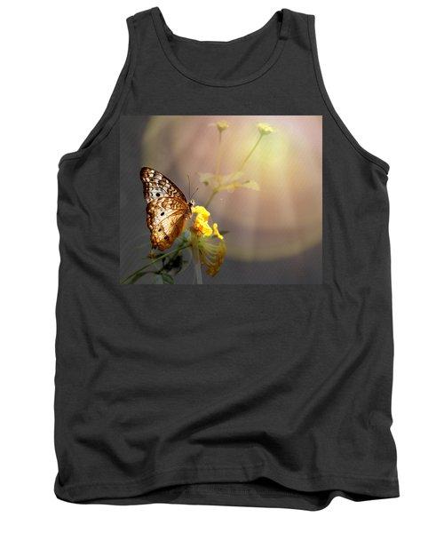 Butterfly Glow Tank Top