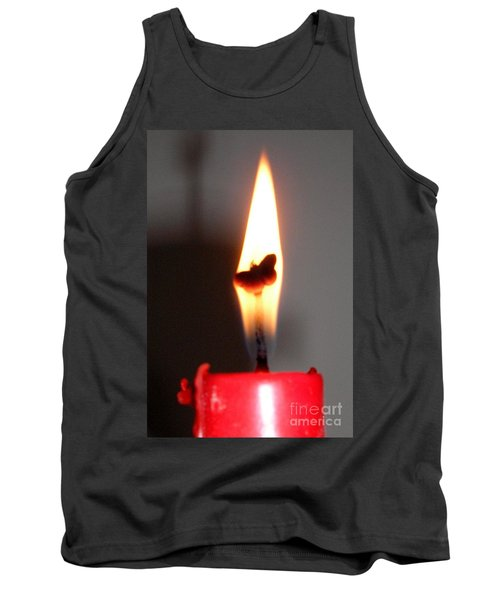 Butterfly Flame Tank Top