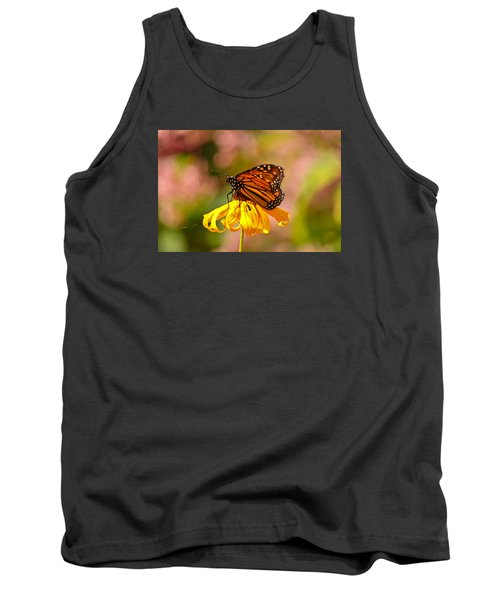 Butterfly Monet Tank Top