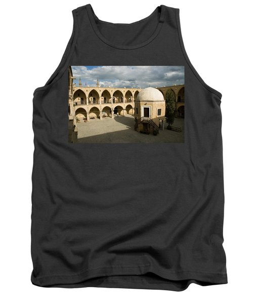 Tank Top featuring the photograph Buyuk Han by Jeremy Voisey