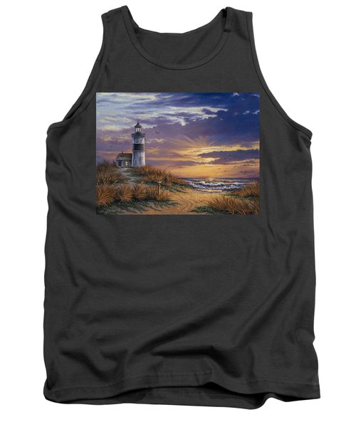 By The Bay Tank Top by Kyle Wood