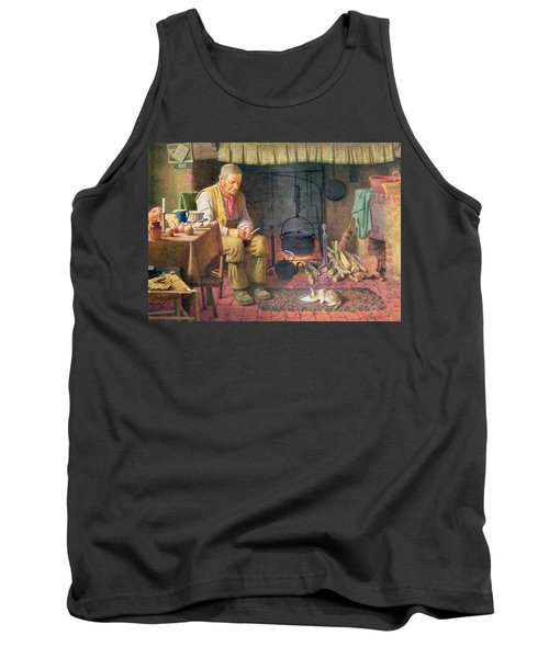 By The Fireside Tank Top