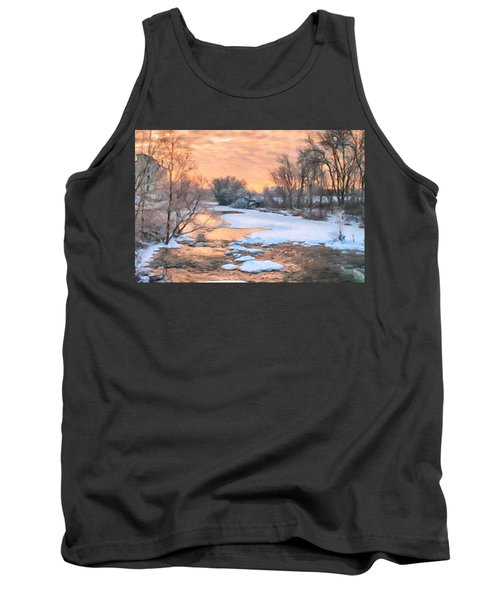 By The Old Mill Tank Top