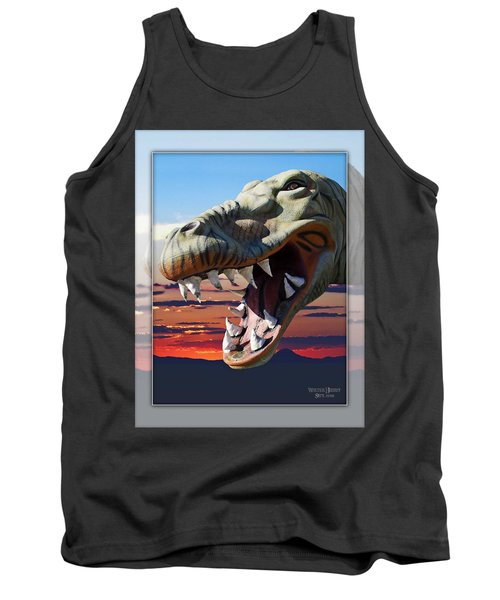 Cabazon Dinosaur Tank Top