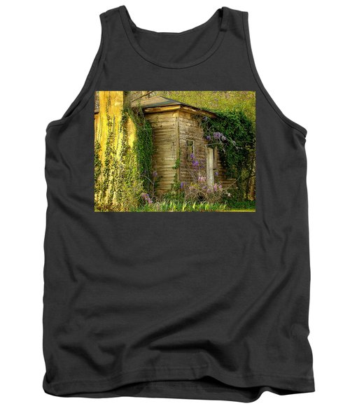 Cabin In The Back Tank Top