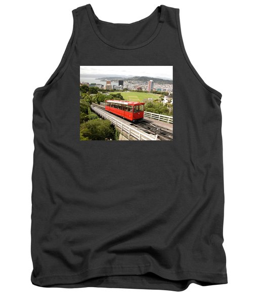 Cable Car Tank Top