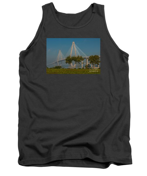 Cable Stayed Bridge Tank Top