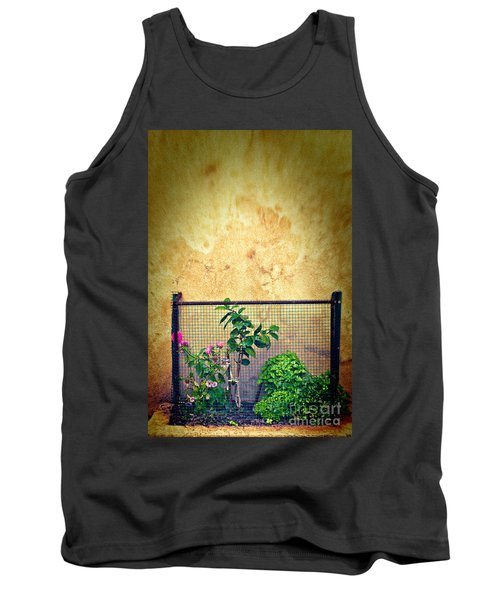 Caged Tank Top