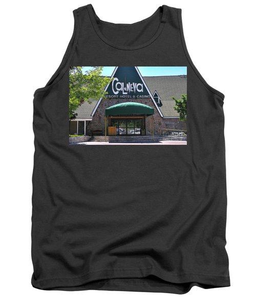 Cal Neva - Lake Tahoe Tank Top