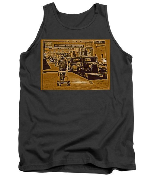 California Packing Corporation Tank Top