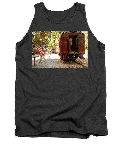 California Western Railroad Tank Top