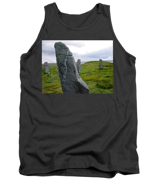 Callanish 3 Tank Top