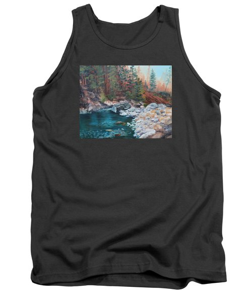 Calling Me Home Tank Top by Patricia Olson