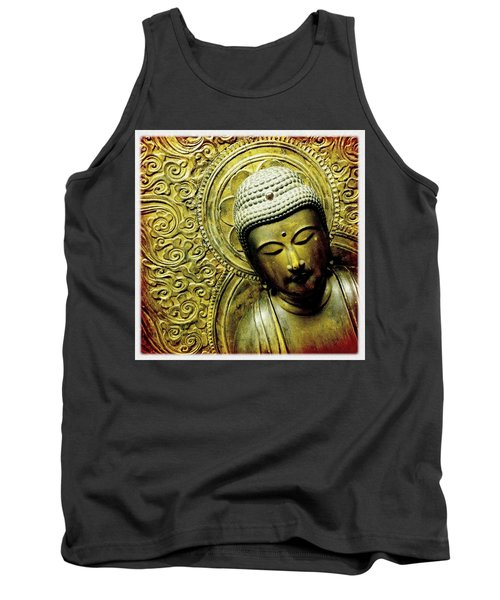 Calm Tank Top by Bradley R Youngberg