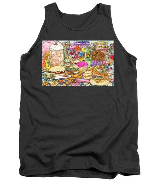 Calorie Gremlins Tank Top