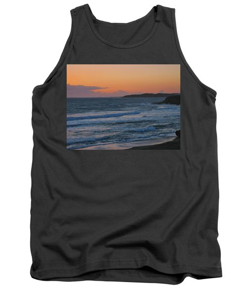 Tank Top featuring the photograph Cambria by Angela J Wright