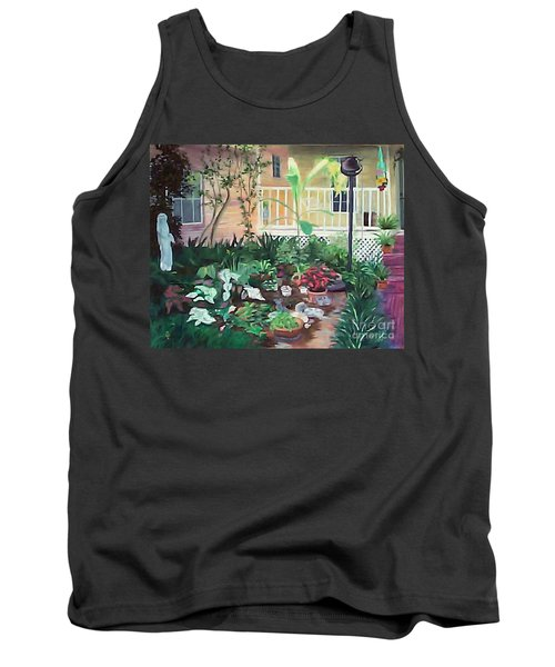 Cameron's Paradise Lost Tank Top