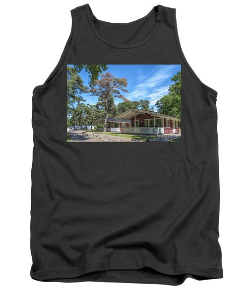 Camping Lodge Tank Top