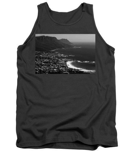 Camps Bay Cape Town Tank Top by Aidan Moran