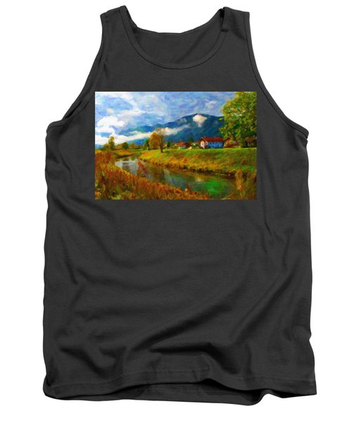 Canal 1 Tank Top