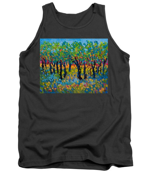 Candy Wood Tank Top