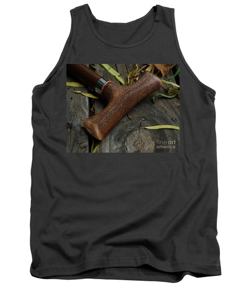 Cane And I Tank Top by Peter Piatt