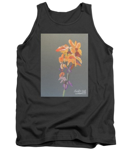 Canna Tank Top by Pamela  Meredith