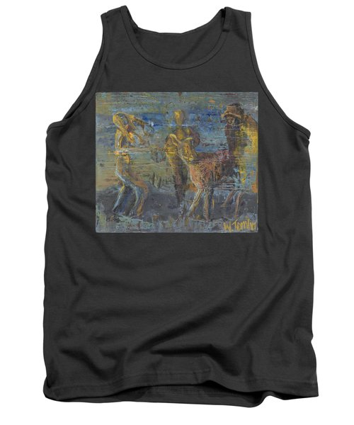 'can't Force A Mule' Tank Top