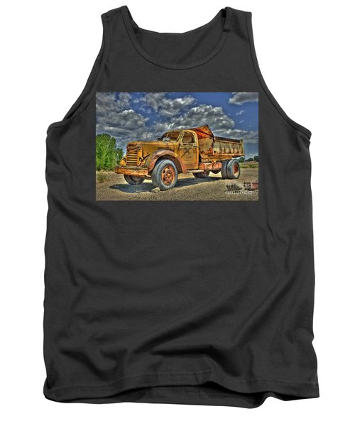 Canyon Concrete Tank Top
