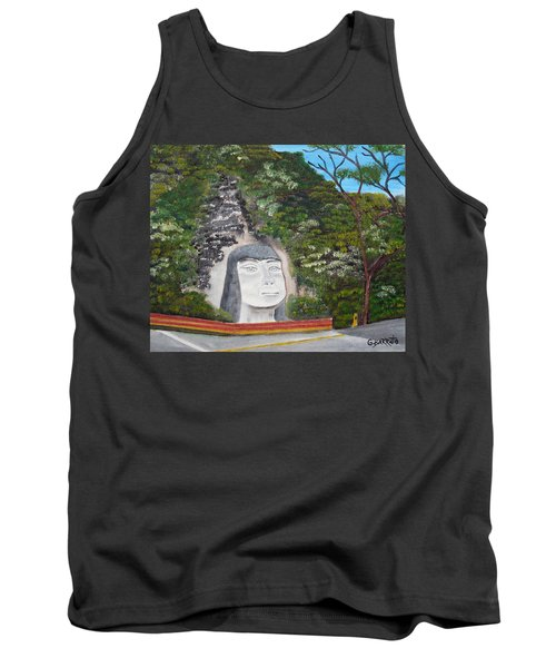 Cara De Indio En Isabela Tank Top