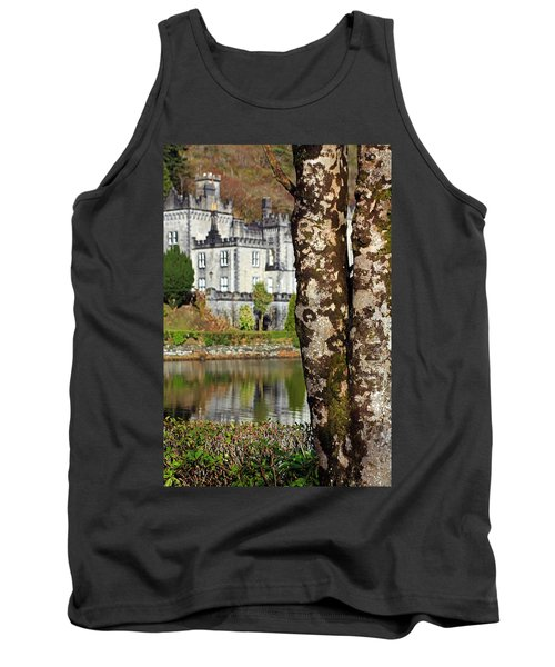 Castle Behind The Trees Tank Top