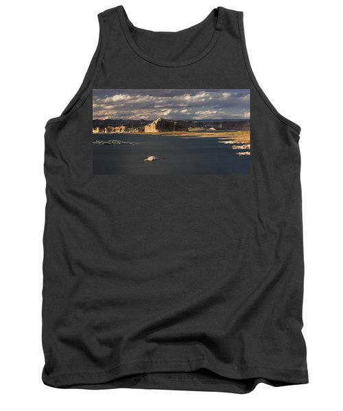 Castle Rock Sunset Tank Top