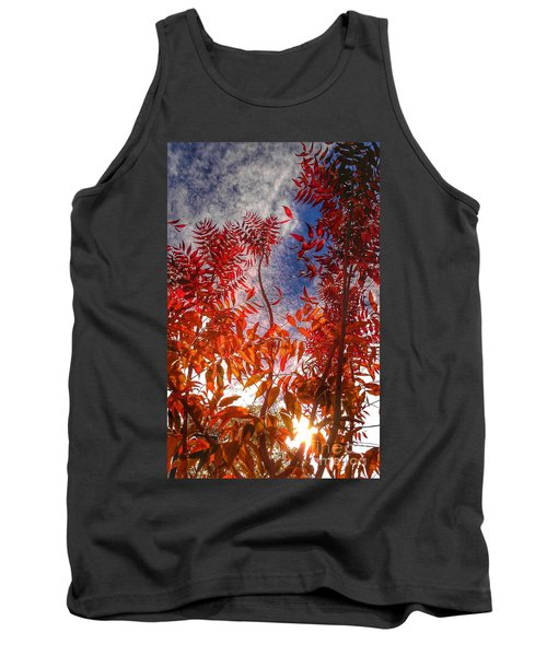 Catharsis Tank Top by CML Brown