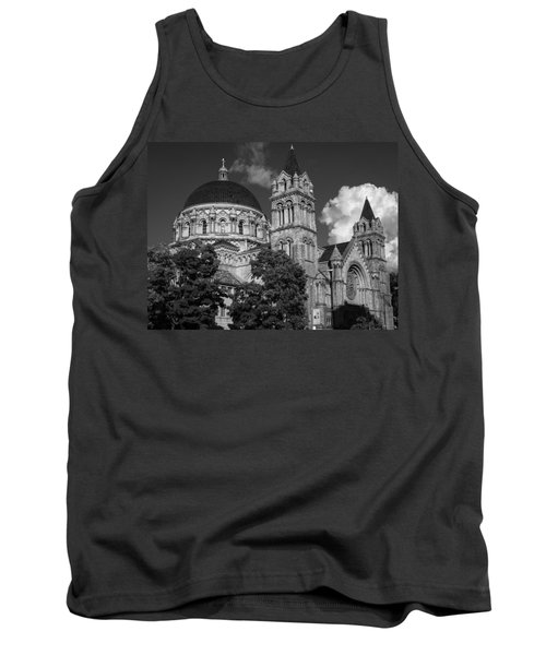 Cathedral Basilica Of St. Louis Tank Top