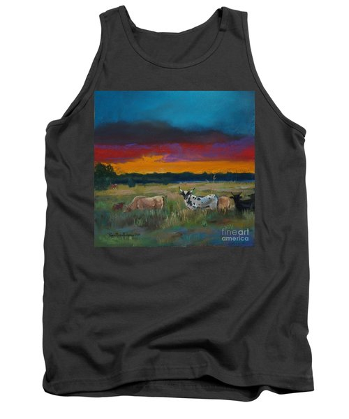 Cattle's Cadence Tank Top