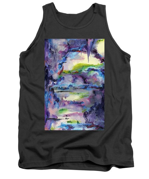 Cave Painting Tank Top