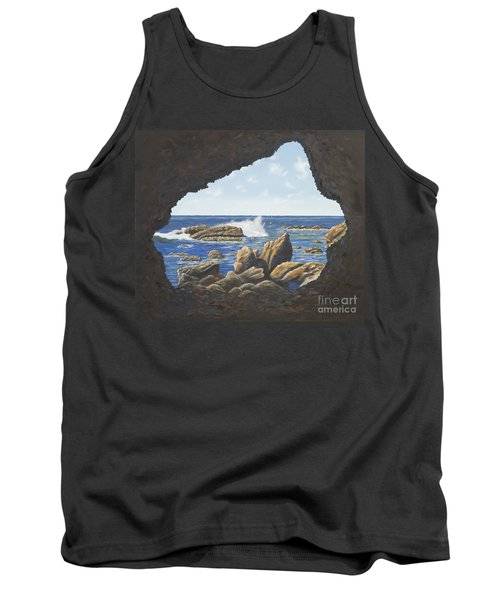 Cave View Tank Top