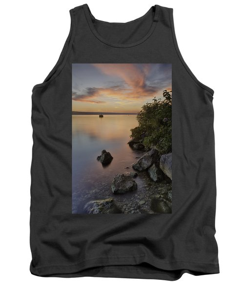 Cayuga Sunset I Tank Top