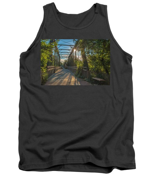 Cedarburg Footbridge Tank Top