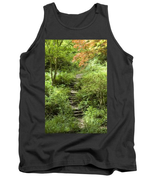 Tank Top featuring the photograph Cefn Onn by Jeremy Voisey
