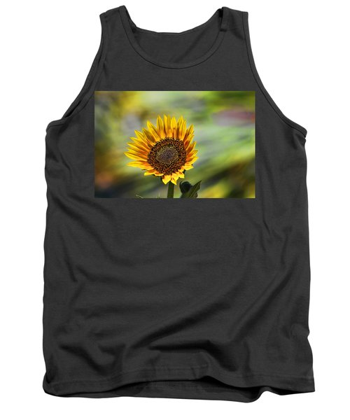 Celebrating The Sunlight Tank Top by Gary Holmes