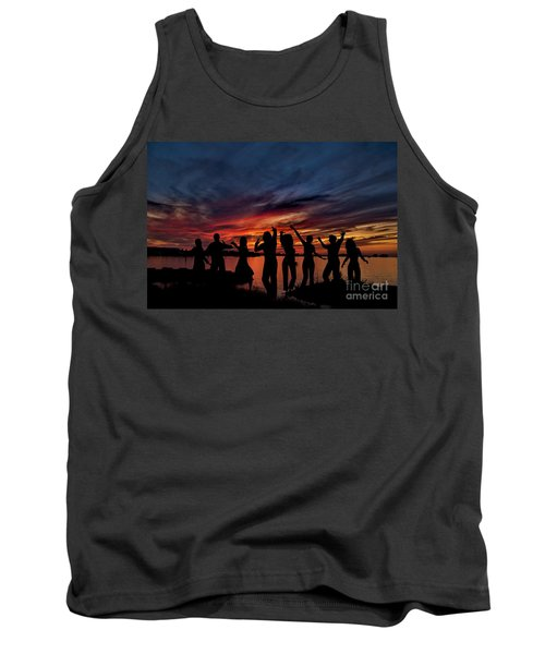 Tank Top featuring the photograph Celebration by Andrea Kollo