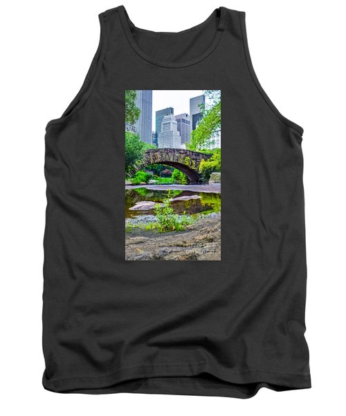Central Park Nature Oasis Tank Top