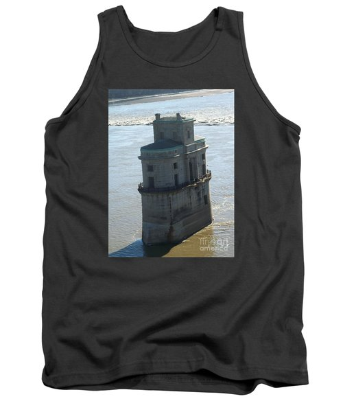Chain Of Rocks Tank Top by Kelly Awad