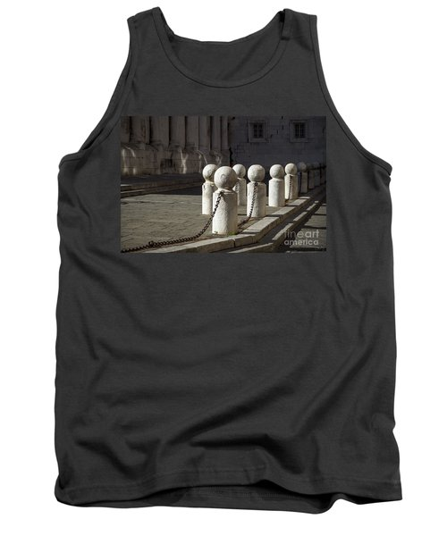 Chained Together Tank Top