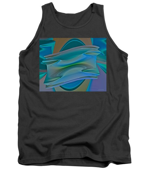 Changing Expectations Tank Top by Judi Suni Hall