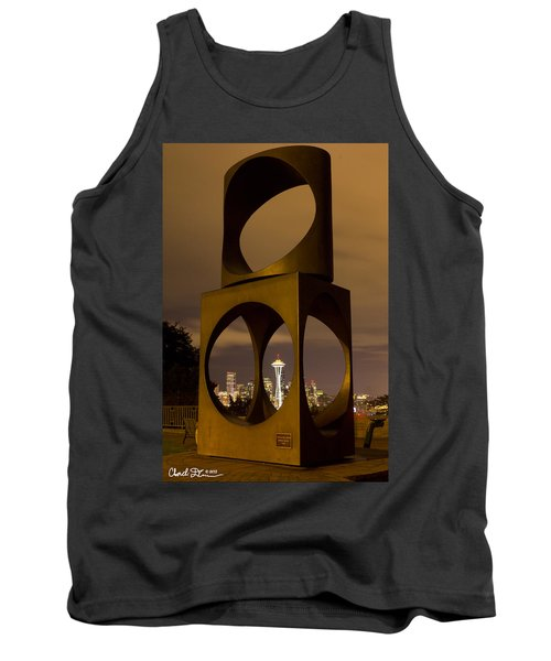 Changing Form Of Seattle Tank Top